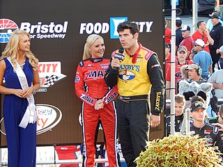John Wes Townley American stock car racing driver