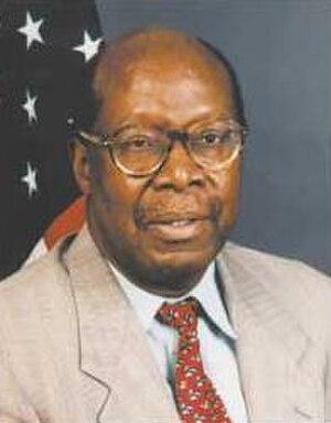 Johnny Young (diplomat) - Image: Johnny Young, US Ambassador to Slovenia 2002
