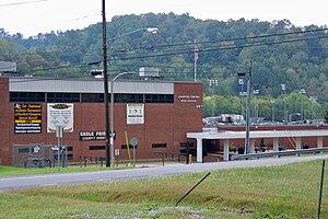 Johnson County, Kentucky - Johnson Central High School