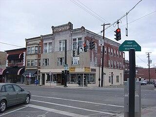 Johnson City, New York Village in New York, United States