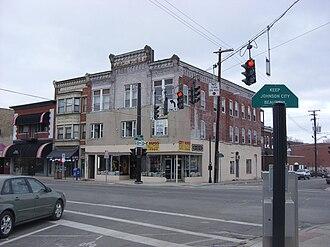Johnson City, New York - Johnson City