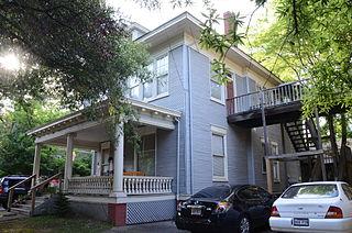 Johnson House (514 East 8th Street, Little Rock, Arkansas)
