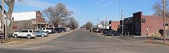 Johnstown, Nebraska - Main Street, Johnstown
