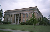 Jones County Mississippi Courthouse