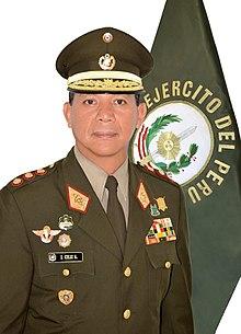 Resultado de imagen para General de Ejército Jorge Celiz Kuong