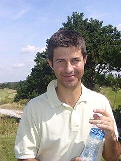 Jorge Campillo (golfer) Spanish professional golfer