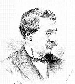 Literary Society of 1842 - José Victorino Lastarria