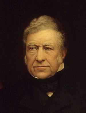 Joseph Hume - Joseph Hume, 1854