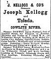 Joseph Kellogg ad Columbian 10 Mar 1882 p3.jpg