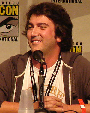 Josh Schwartz - Schwartz at Comic Con in 2007