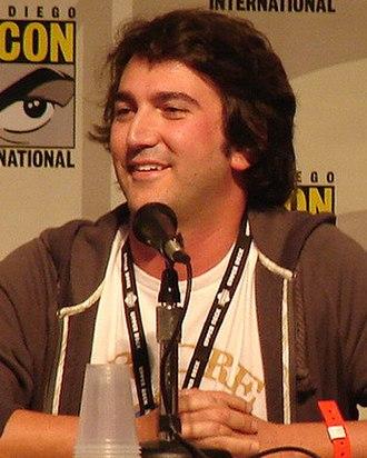 Josh Schwartz - Schwartz at Comic Con in 2007