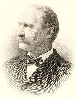 Joshua S. Salmon American politician