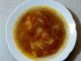 Istrian stew - Jota