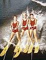 Judy Rosch, Barbara Clack, Janelle Kirtley Cypress Gardens 1961.jpg