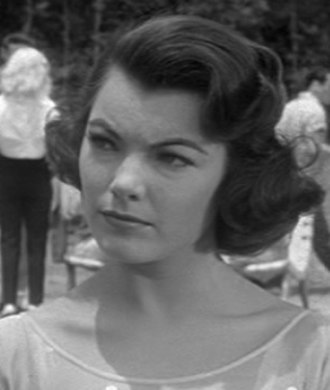 Judy Tyler - Tyler in 1957