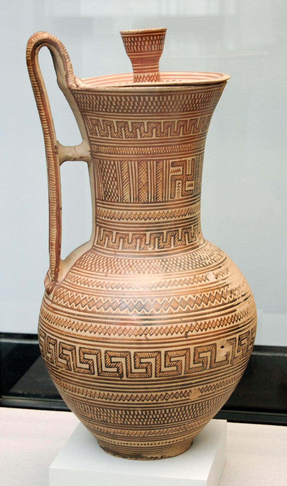 Jug 740 BC Staatliche Antikensammlungen