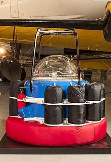 Julian Nott (balloonist) American balloonist
