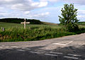 Junction on Drumsmittal lane. - geograph.org.uk - 204313.jpg