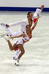 1 кана танцы на льду: