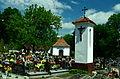 Kórnik - Bnin, kostnica na cmentarzu parafialnym, I poł XIX, nr rej. 1605A z 16.09.1974.JPG