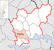 Köping Municipality in Västmanland County.png