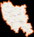 Kłodawa (gmina w województwie wielkopolskim) location map.png