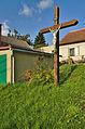 Kříž v západní části obce, Nové Sady, okres Vyškov.jpg
