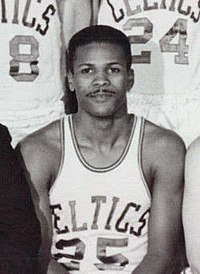 K. C. Jones K.C. Jones - Boston celtics 1960 (cropped).JPG