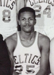K.C. Jones - Boston celtics 1960 (cropped).JPG