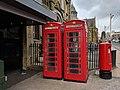 K6 phone boxes, Talbot Road Blackpool.jpg