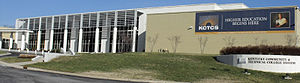 Kentucky Community and Technical College System - Image: KCTCS HQ
