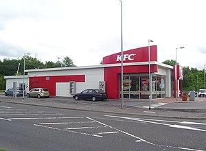 Craigneuk - KFC drive-thru restaurant in Craigneuk