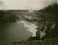KITLV - 83206 - Kurkdjian - Crater lake in Ijen Mountains in East Java - circa 1920.tif
