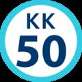 KK-50 station number.png