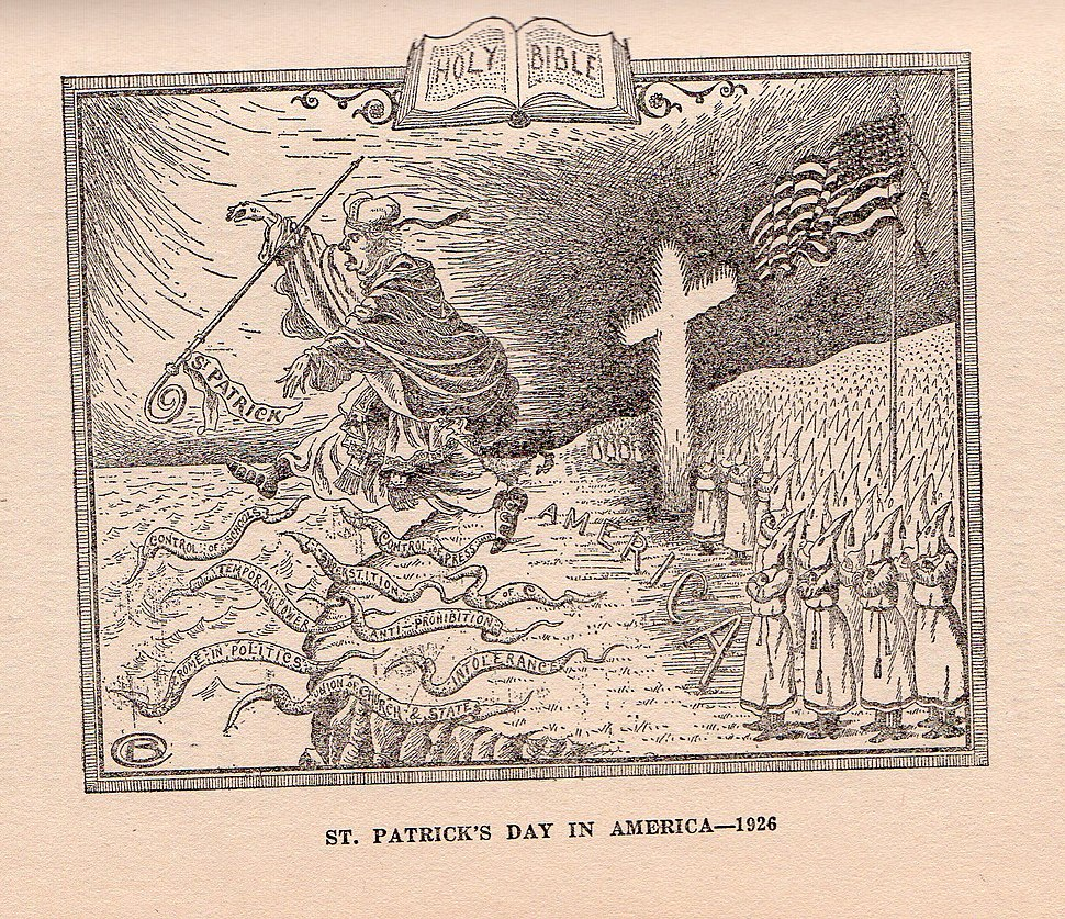 KKK - St Patricks Dau