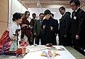 KOCIS Korea President Park KoreaCraft 04 (12166302254).jpg