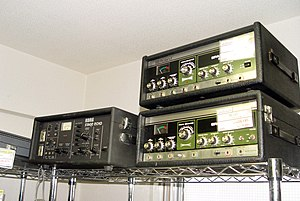 Roland RE-201 - Roland RE-101 (right bottom) and RE-150 (right top)