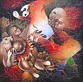 Kailash Chandra Meher's Painting- W & W.jpg
