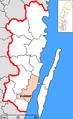 Kalmar Municipality in Kalmar County.png