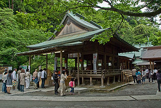 Shinto shrines in Kanagawa Prefecture, Japan