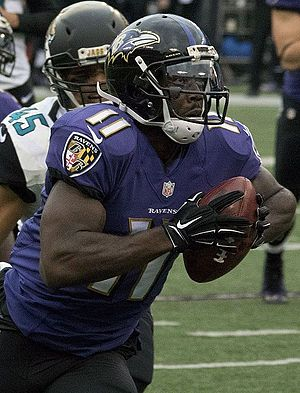 Kamar Aiken - Aiken with the Balitmore Ravens