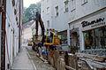Kanalarbeiten Gleinker Gasse, Steyr.jpg