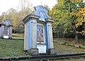 Kaplička IV. zastavení křížové cesty v Jiřetíně pod Jedlovou (Q104975365) 01.jpg