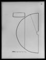 Kappa av svart oskuren omönstrad sammet - Livrustkammaren - 34482.tif