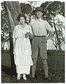 Karen Blixen and Thomas Dinesen 1920s.jpg