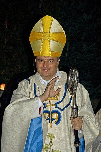Karl-Heinz Wiesemann - Bishop Dr. Karl-Heinz Wiesemann