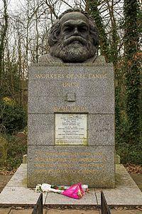 قبر ماركس
