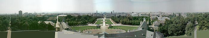 Karlsruhe 180 panorama