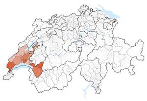 Кантон Во (Vaud)