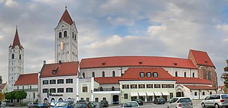 Moosburg - St. Johannes and St. Kastulus